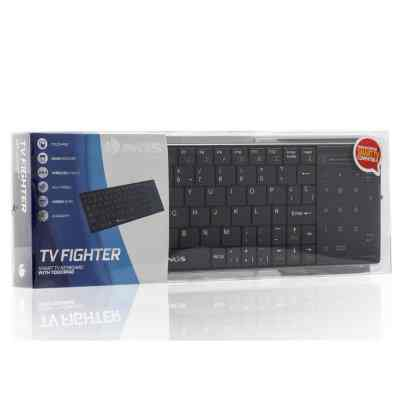 Ver NGS Teclado inalambrico TVFIGHTER control Smart TV