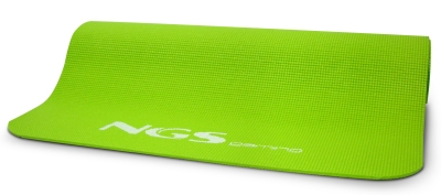 Ngs Esterilla Pvc Verde Ejercicios Wii Fit