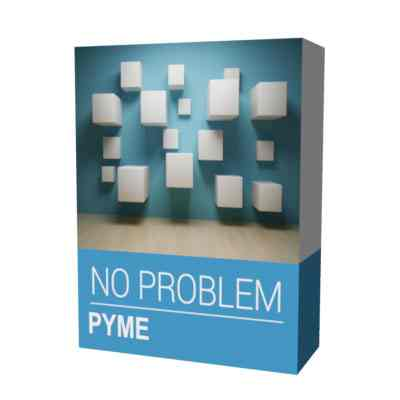 Ver NO PROBLEM SOFTWARE PYME PROFESIONAL  A B C
