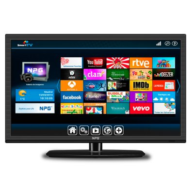 Npg Ns2214hfb Tv 22 Smart Tv Android 42 Wifi