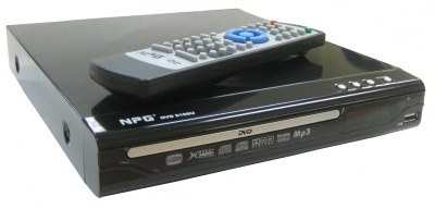 Npg Reproductor Dvd 210