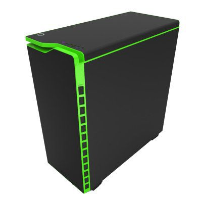 Ver NZXT H440 BlackGreen