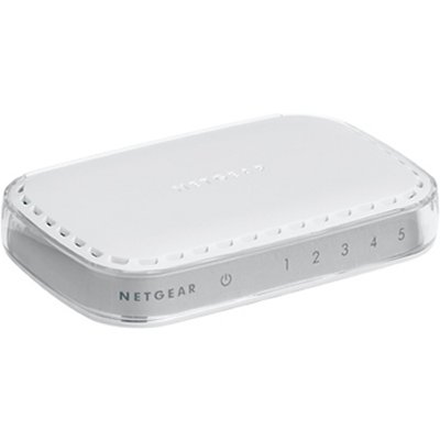 Netgear Gs605 Switch 5 Puertos Gigabit 101001000
