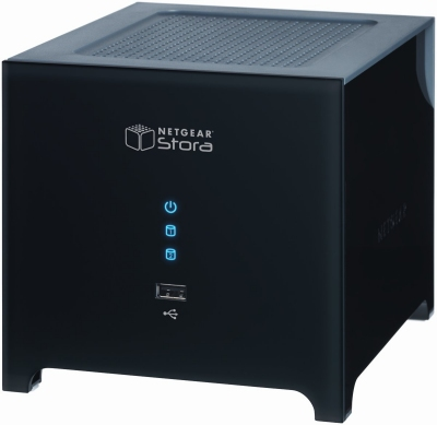 Netgear Ms2110-100pes Home Media Storage 1tb Glan