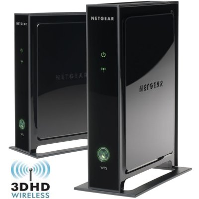 Netgear Wnhdb3004 Kit Adaptador Ht Wireless 3dhd