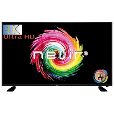 Nevir 7903 TV 55 LED 4K UHD USB HDMI Negra