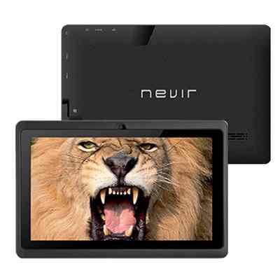 Nevir Tablet 7 Tsb7 S4 4gb Negro