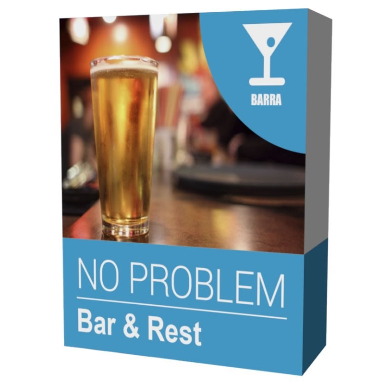 Ver No Problem Modulo Bar Restaurante Barra
