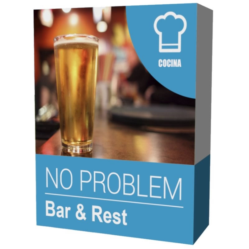 Ver No Problem Modulo Bar Restaurante Cocina 2
