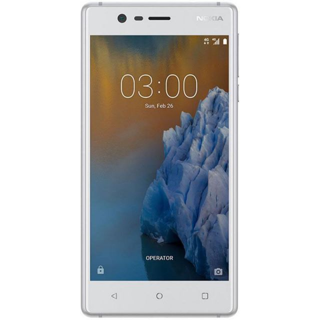 Ver Nokia 3 TA 1032 5 IPS Q13GHz 16GB Blanco