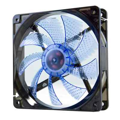 Ver Nox Ventilador Caja Cool Fan 12cm Led Azul