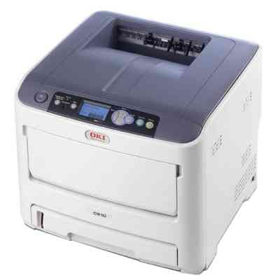 Oki C610n Laser Color A4 36