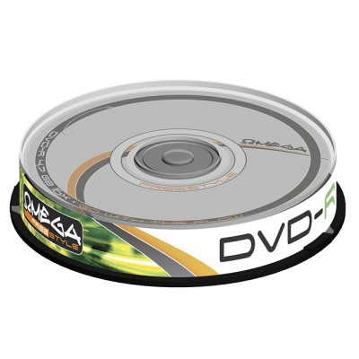 Omega Freestyle Dvd-r 4 7gb 16x Tarrina 10 Unidad