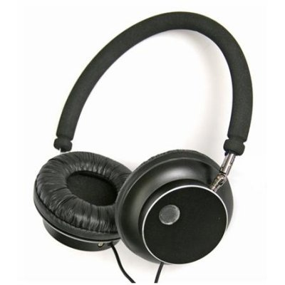 Omega Auriculares Metal Sonido Hd Negros