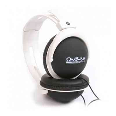 Omega Auriculares Micro Fh0200b Negro