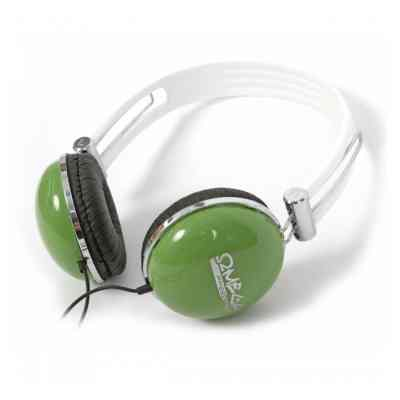 Omega Auriculares Micro Fh0900 Verde