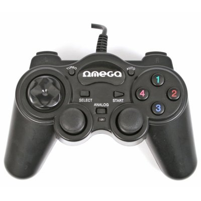 Omega Mando Gaming Interceptor Pc Usb