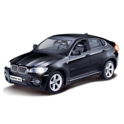 Omega Platinet Coche Rc Bmw X6 Andrblue Negro