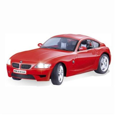 Omega Platinet Coche Rc Bmw Z4 Andrblue Rojo