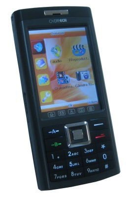 Overtech Ot09 Movil Doble Sim Lcd 26 Gsmgprs