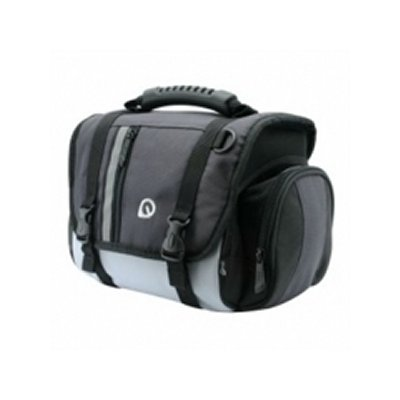 Paq Active Bolsa  Camara-video Gris-negro
