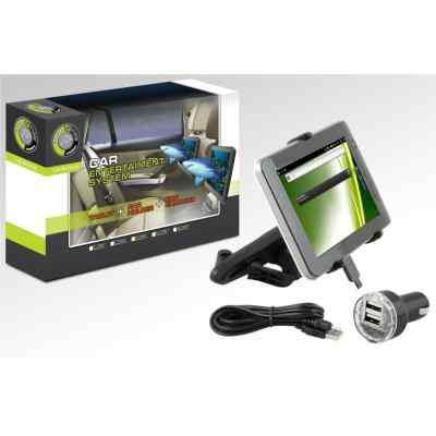 Pov Kit Tablet 7 8 Cargador Usb Soporte Car Pk1