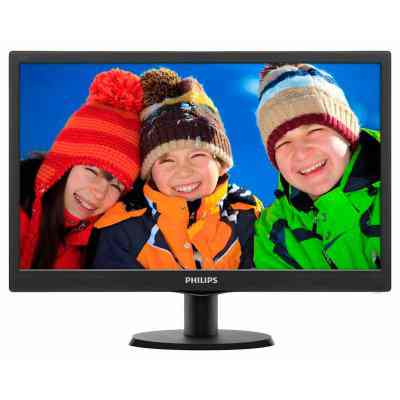 Ver Philips 193V5LSB2 Monitor 185 Led 169 5ms