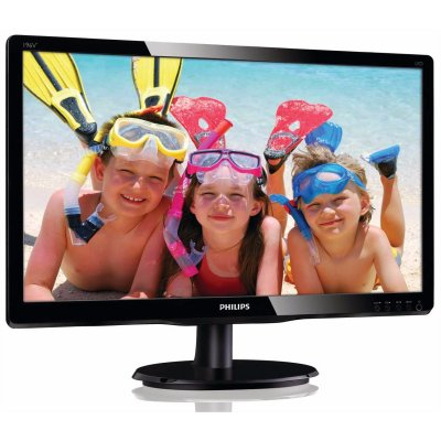 Philips 196v4lsb2 Monitor 185 Led 169 5ms Vga