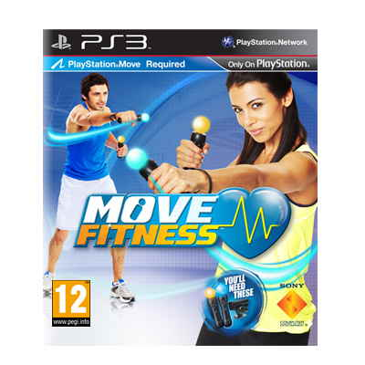 Sony Ps3 Move Fitness