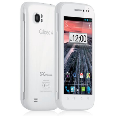 Spc Calipso4 4 3 Ips D1ghz 4gb 8mpx Dual Sim Bco