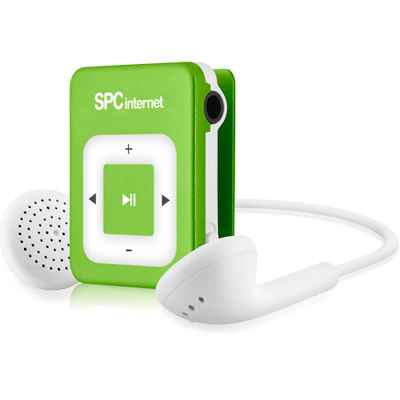 Spc Reproductor Mp3 Clip 8242 2gb Verde
