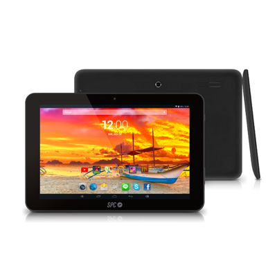Ver SPC Tablet Dark Glow Negro