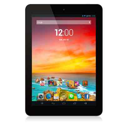 Spc Tablet Glee 97 8gb Qcore 42 Negroplata