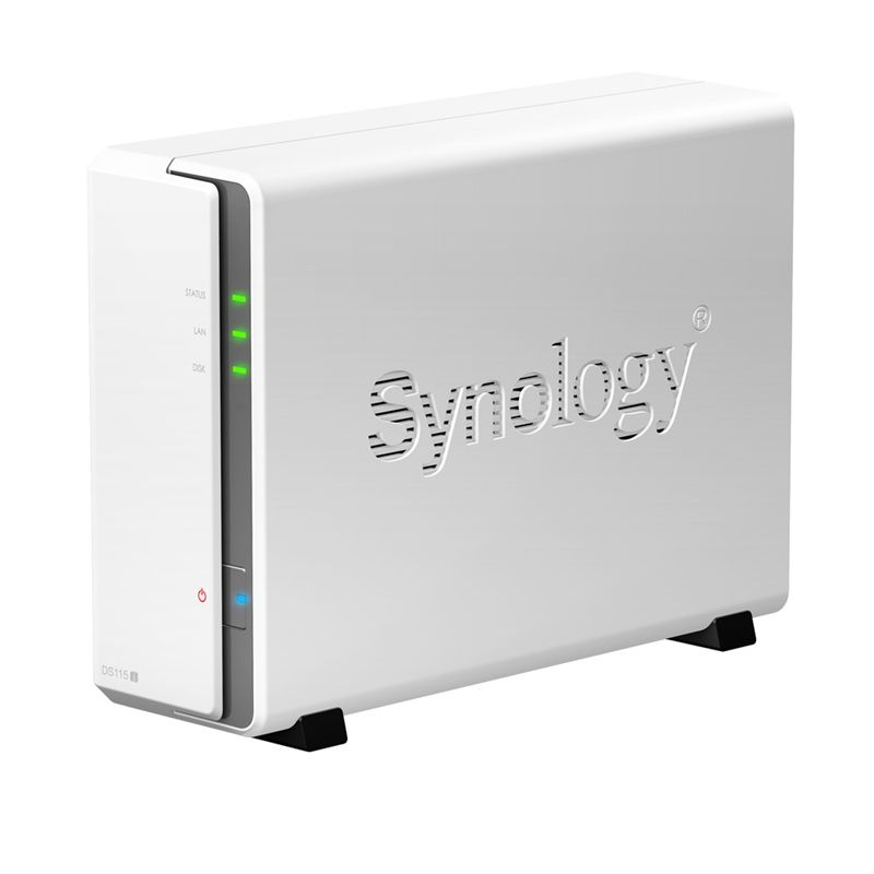 Ver SYNOLOGY DS115j NAS 1Bay Disk Station