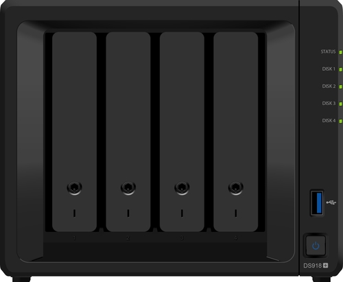 SYNOLOGY DS918 PLUS