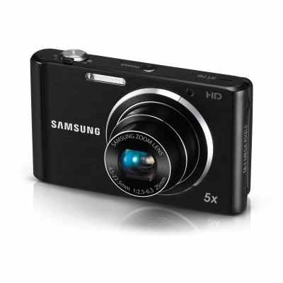 Samsung Kit St76 16mp 5x 27 Negra Funda