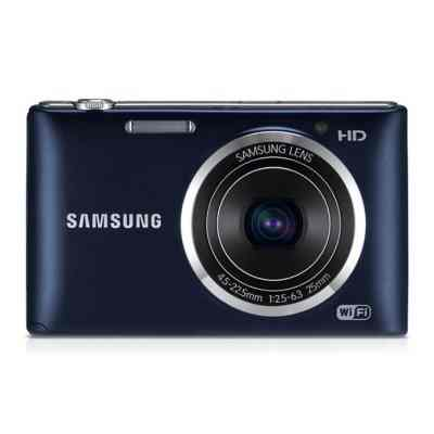Camara Fotos Samsung St152 16mp 5x 3 Wifi Funda Sd 4g Negro