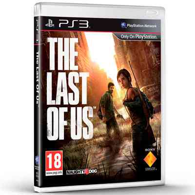 Sony Juego Ps3 The Last Of Us