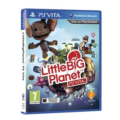 Sony Juego Psvita Little Big Planet