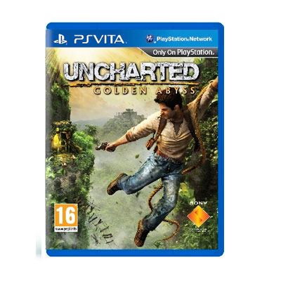 Sony Juego Uncharted Golden Abyss Psvita