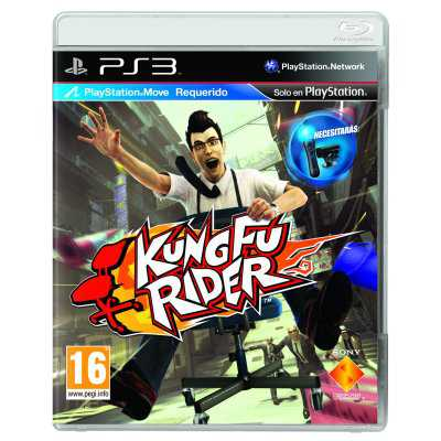 Sony Ps3 Juego Kungfu Rider Move Edition 16
