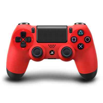 Sony Ps4 Dualsock Magma Red