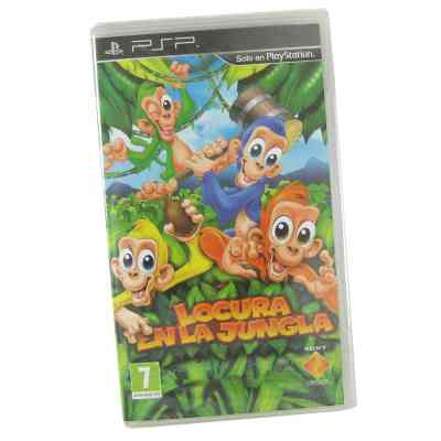 Sony Psp Juego Jungle Party 7