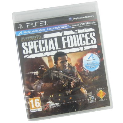 Sony Socom Special Forces Juego Ps3  16