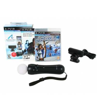 Sony Sports Champion   Camara   Move Juego Ps3