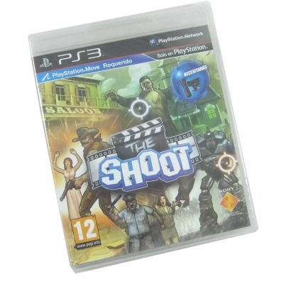 Sony The Shoot Move Edition Juego Para Ps3