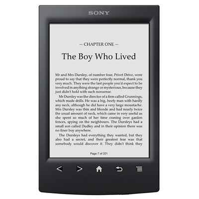 Sony Ebook Reader T2 6 Wifi 2gb Negro