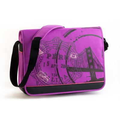 Soyntec Traveller 200 Purple Bolsa Notebook 164