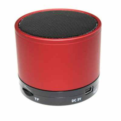 Tamtam Bluetooth 5w Twin Bass Rojo