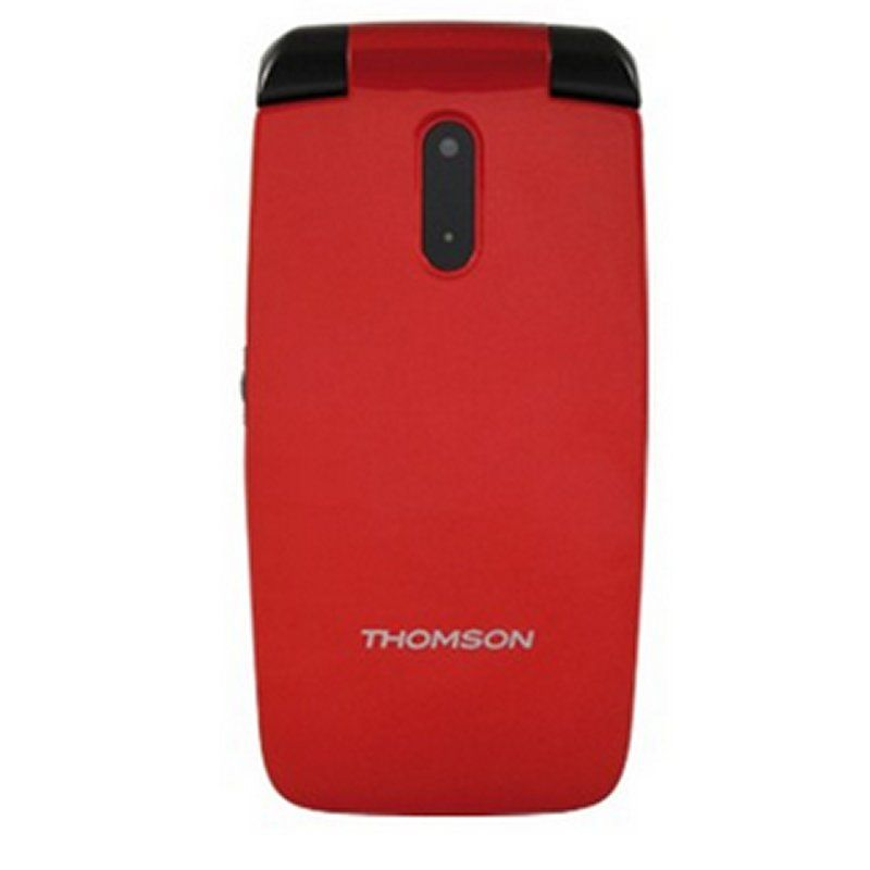 Ver THOMSON Serea 62 Movil Senior 2 4 VGA BT Rojo